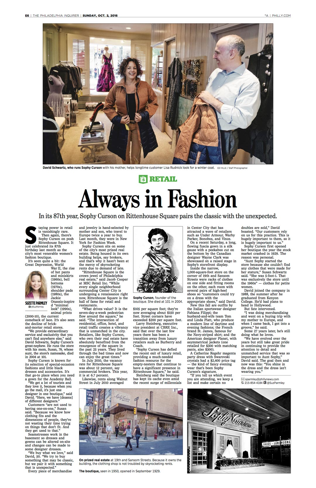 Always In Fashion Philadelphia Inquirer (large)